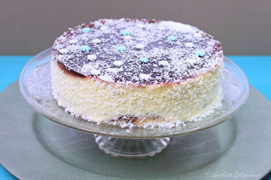 panna cotta torte, panna cotta rezept, panna cotta vegetarisch, panna cotta ohne gelatine