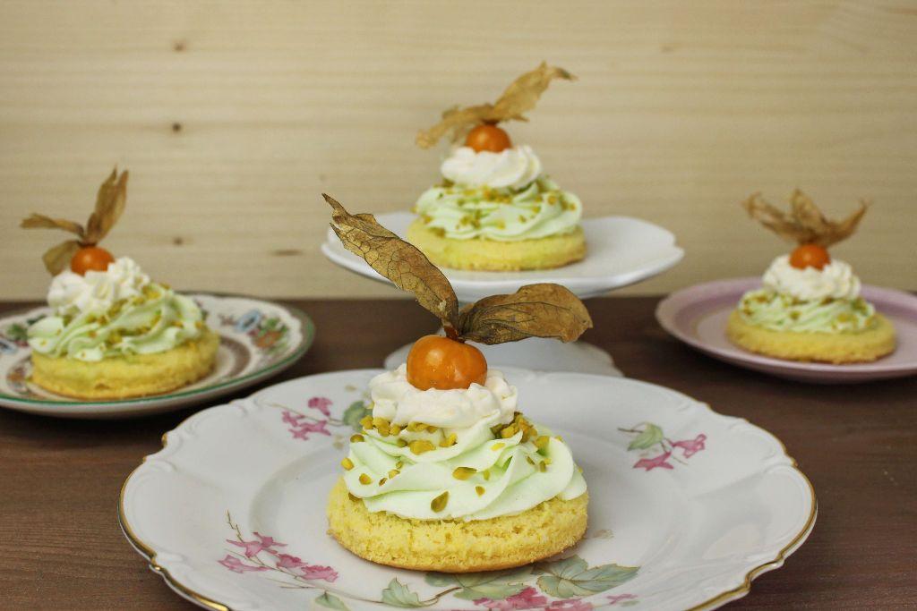 pistazien törtchen, pistazien kuchen, pistazien kuchen backen, pistazien rezepte, rezepte mit pistazien, törtchen rezepte, kleine törtchen selber machen