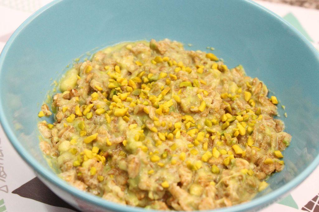 porridge ideen, porridge rezepte, porridge rezept, frühstücksideen, rezepte zum frühstück