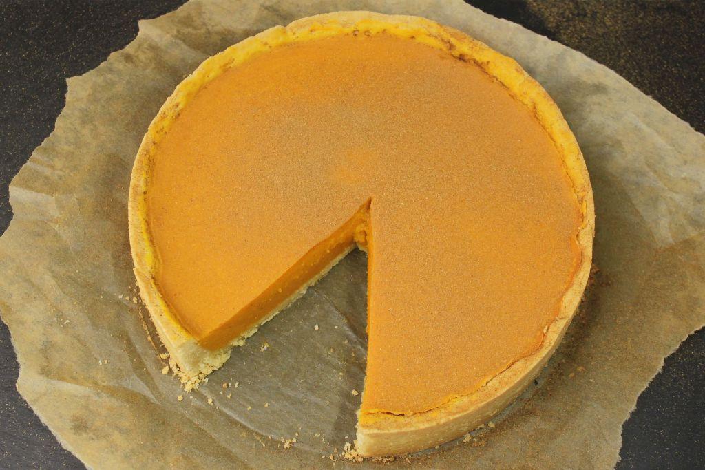 amerikanischer pumpkin pie rezept