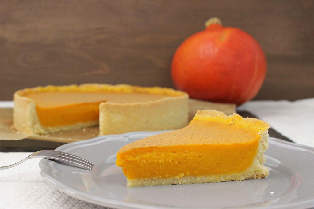Pumpkin Pie Rezept Amerikanischer Kurbiskuchen Absolute Lebenslust