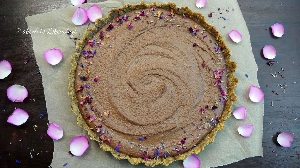 raw cake, rohkost kuchen, müsli kuchen, veganer raw cake, vegane rezepte, kuchen rezept vegan, raw cake vegan, rezept, raw, rohksot, vegan, backen, chocolate tarte, vegan tarte