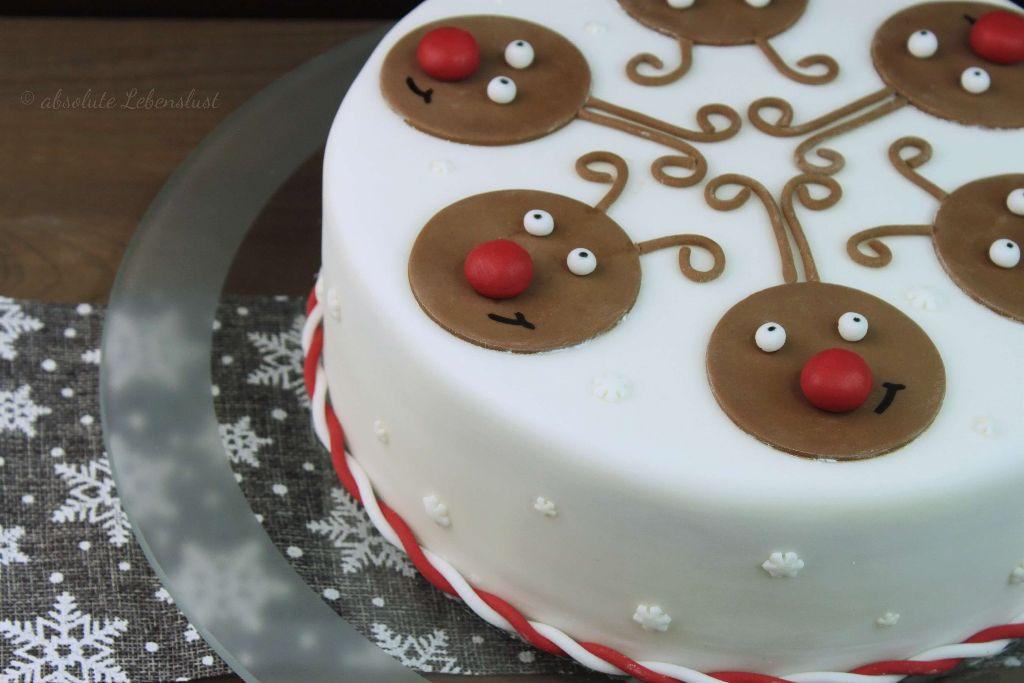 reindeer cake, festliche torten backen, festtagstorten, selber machen, backen, rezept, leckere torten, leckere tortenfüllungen, tortenfüllungen, rotwein tortenfüllung