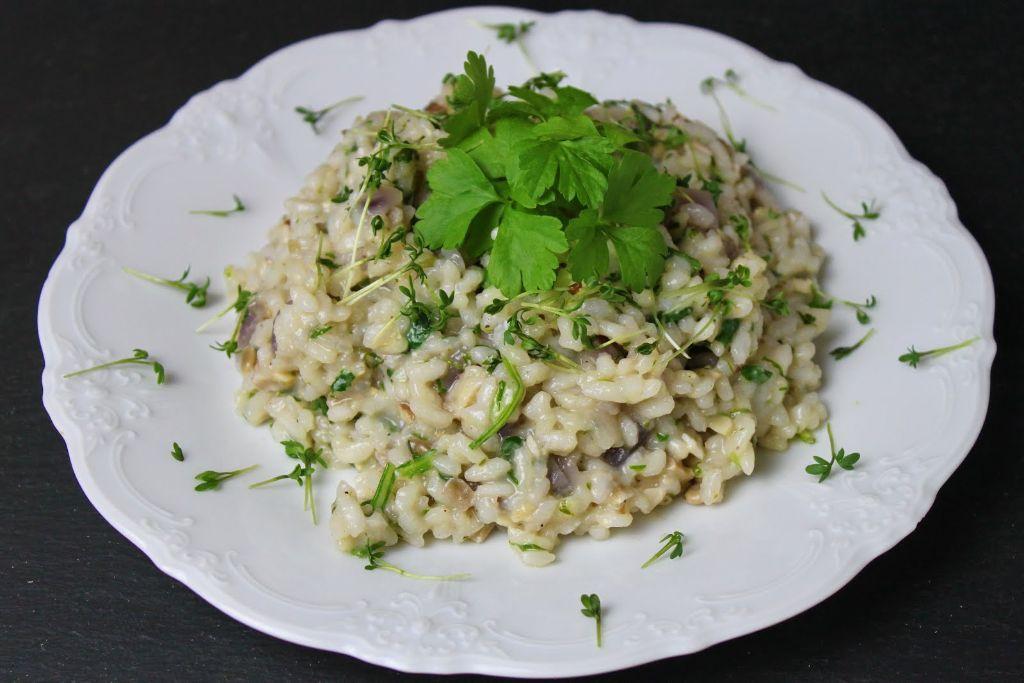 risotto rezept, risotto rezepte, rezept des tages, was koche ich heute, vegetarische rezepte, risotto selber machen