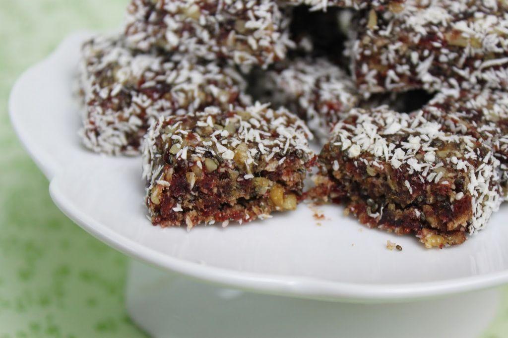 Raw Bites Selber Machen Rohkost Rezepte Vegane Snacks Absolute
