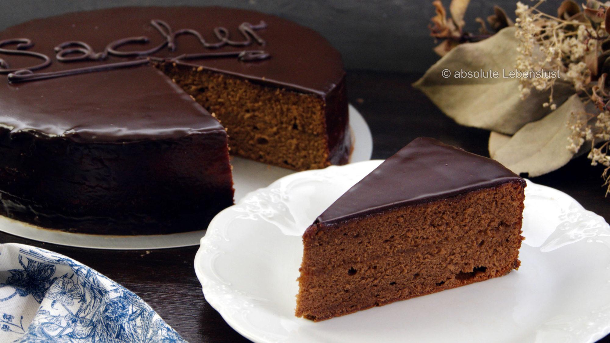 sachertorte backen, sachertorte selber machen, klassische torten, kalssische kuchen, tortenklassiker, original, sachertorte