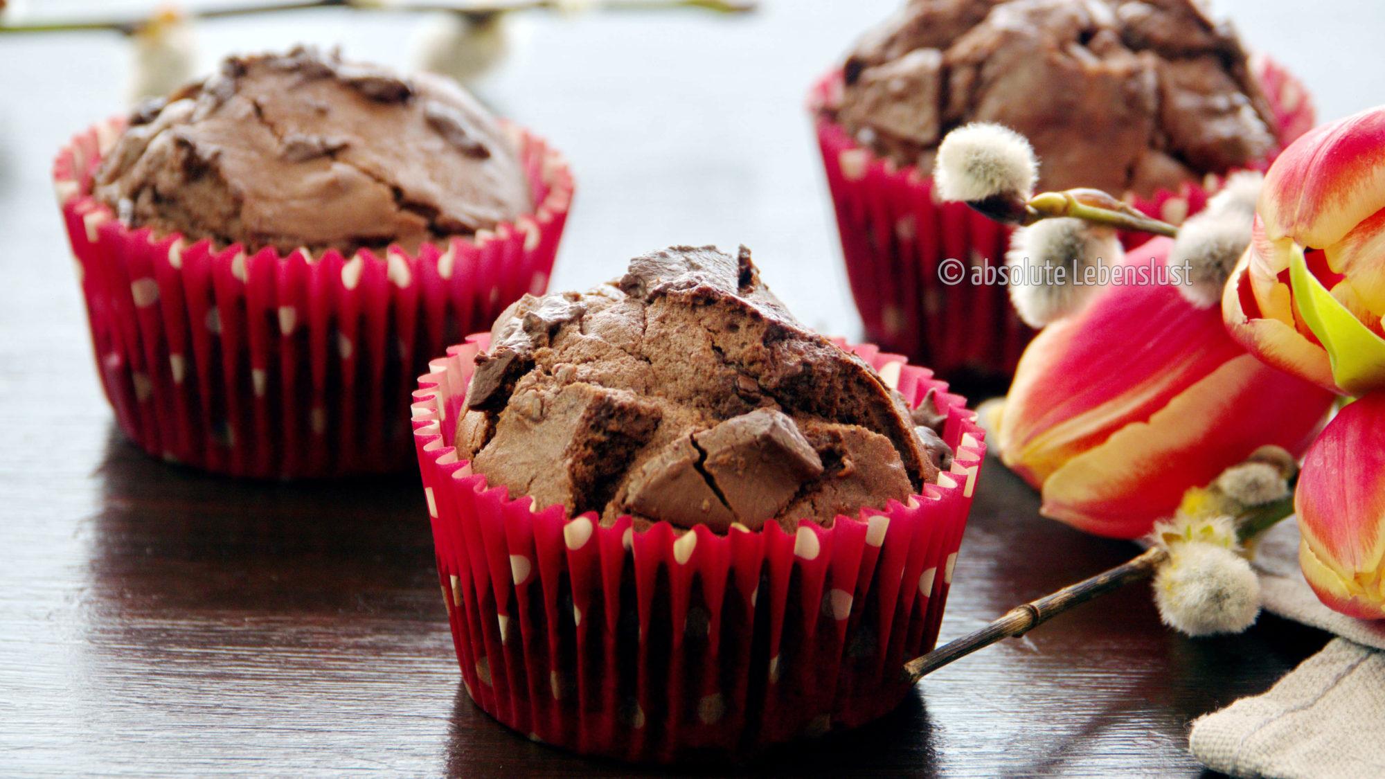 schokoladen muffins, muffins grundrezept, muffins grundteig, schokostücke, schoko muffins backen, muffins rezepte