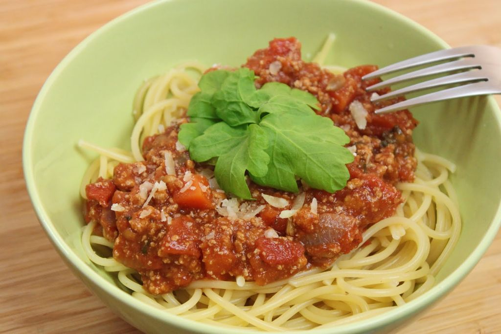 spaghetti bolognese rezept, spaghetti bolognese vegan, spagetti bolognese vegetarisch, vegetarische bolognese, vegane bolognese, selber machen, rezept, rezepte