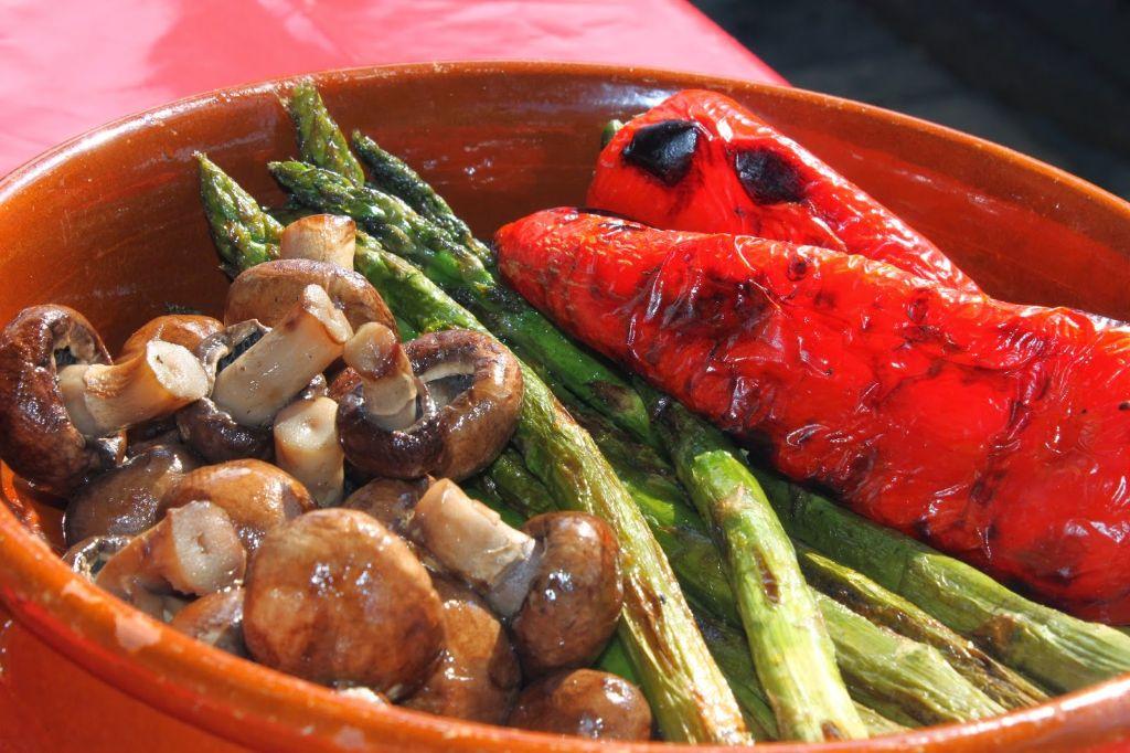 vegetarisch grillen, grillen für vegetarier, grill rezepte