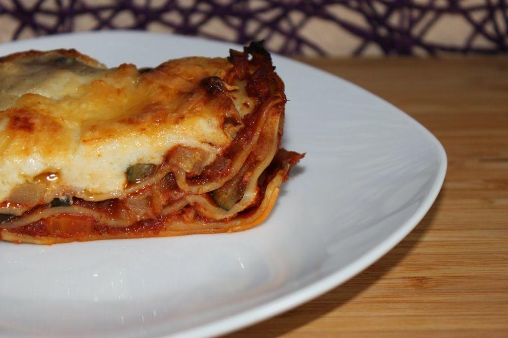 vegetarische Lasagne Rezept, Lasagne Rezept, bechamel sauce, vegetarische lasagne selber machen, gemüselasagne rezept