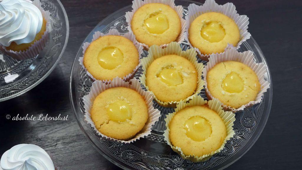 zitronen cupcakes backen, cupcakes füllen, cupcakes befüllen, cupcake rezept, cupcake rezepte, einfach, schnell