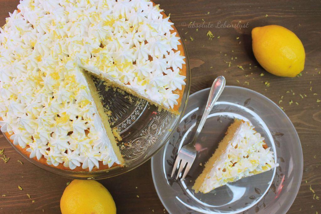 zitronenkuchen mit lemon curd, zitronenkuchen mit buttermilch, zitronenkuchen backen, kuchenrezepte, leckere kuchenrezepte